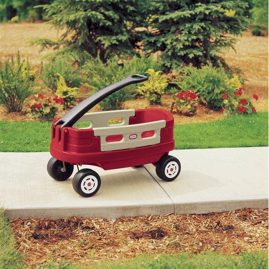 Little Tikes Jr. Explorer Wagon Ride-On