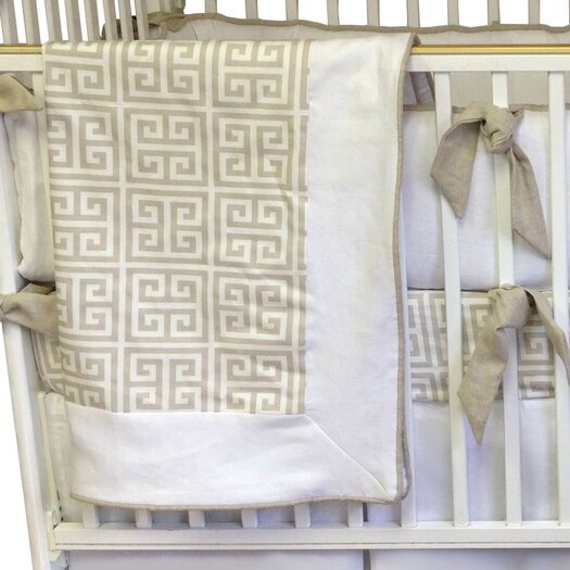 Bebe Chic Riley 3 Piece Blanket Set