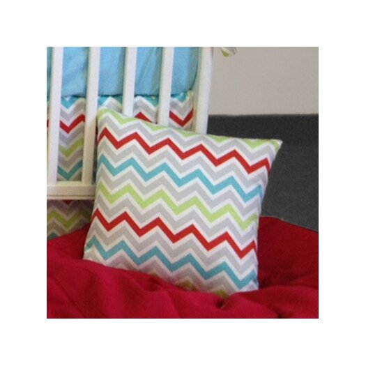 Bebe Chic Calypso Throw Pillow