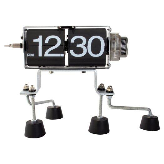 Kikkerland Flip Desk Clock