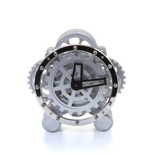Kikkerland Gear Desk Clock