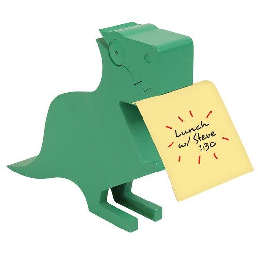 Kikkerland Dino Memo Holder