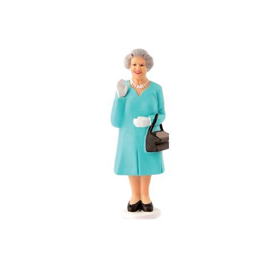 Kikkerland Solar Queen Figurine
