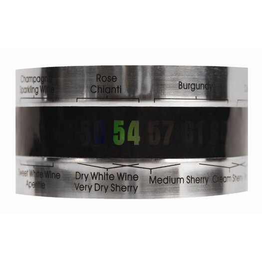 Wine Bottle Thermometer (Set of 2)