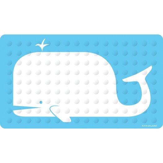 Kikkerland Whale Shower Mat