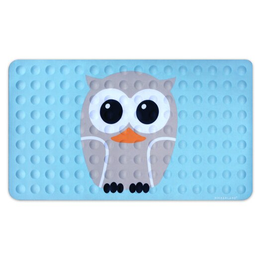 Kikkerland Owl Shower Mat