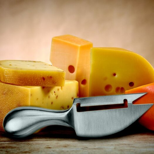 Kikkerland Cheese Attack Knife