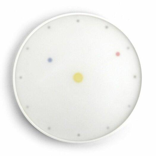 Kikkerland Reductous Wall Clock