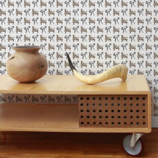 "Aimee Wilder Wallpaper: Aimee Wilder Designs Analog 15' X 27"" Sumo Wallpaper"