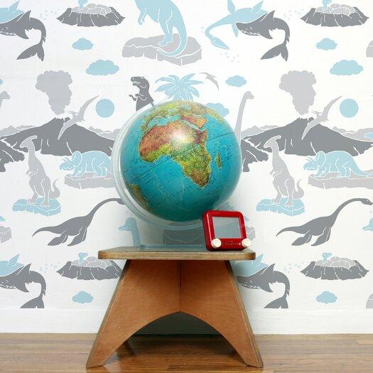 Aimee Wilder Designs Analog 15' x 28'' Pangea Wallpaper