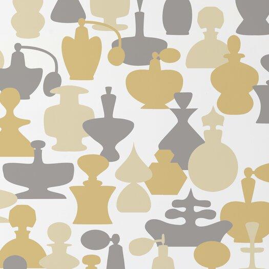 "Aimee Wilder Designs Journey 15' x 28"" Geometric Wallpaper"