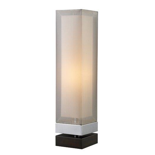 "Dimond Lighting Volant 23"" H Table Lamp with Rectangular Shade"