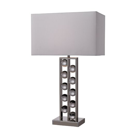 "Dimond Lighting Fort Sumner 28"" H Table Lamp"