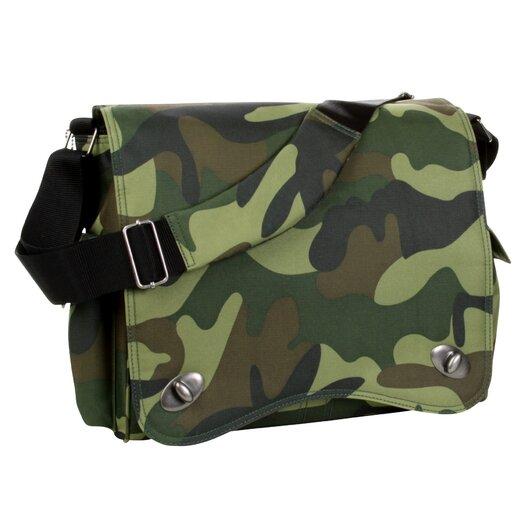 Kalencom Sam's Messenger Diaper Bag Set