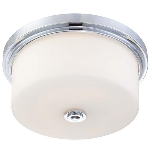 Nuvo Lighting Soho 3 Light Flush Mount