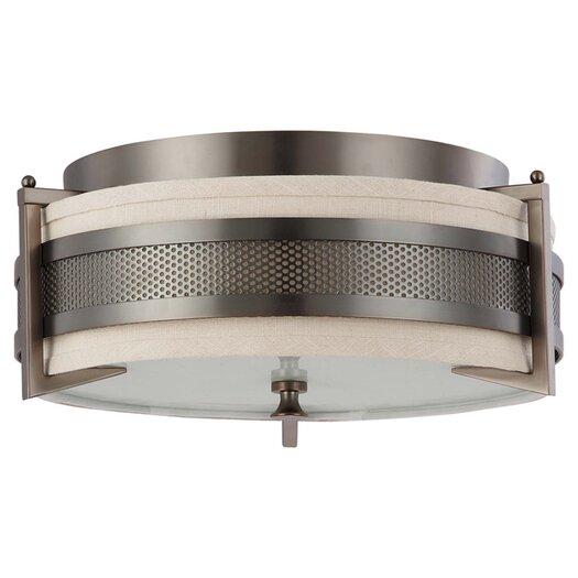 Nuvo Lighting Diesel Contemporary Flush Mount