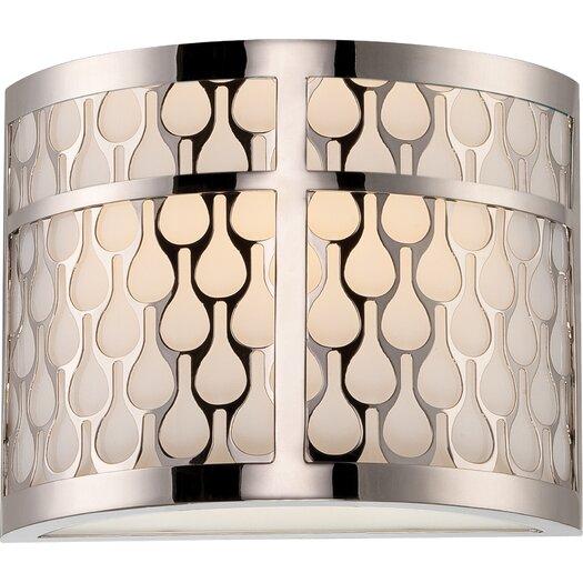Nuvo Lighting Raindrop 1 Light Wall Sconce