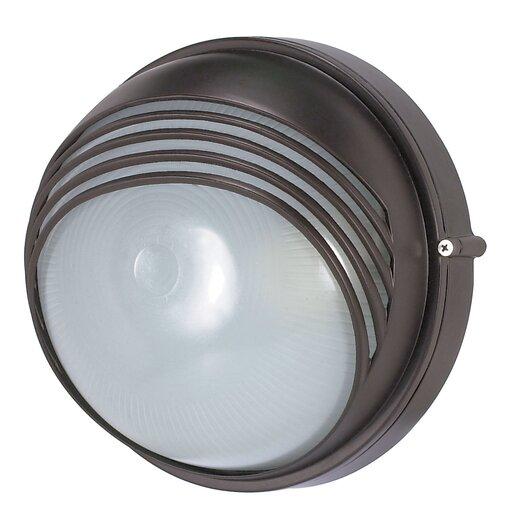 Nuvo Lighting Hood 1 Light Sconce
