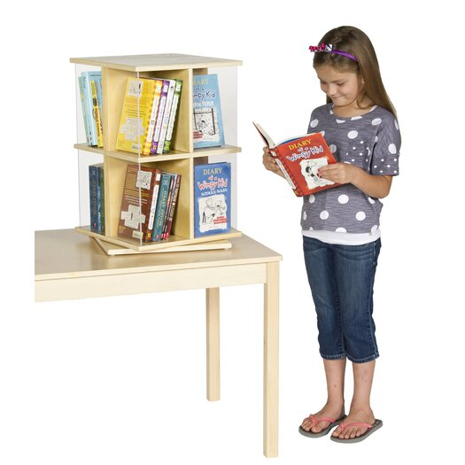 Guidecraft Rotating Book Stand