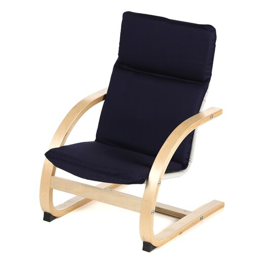 Guidecraft Kiddie Rocker Chair