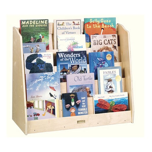 Guidecraft Single Sided Book Stand