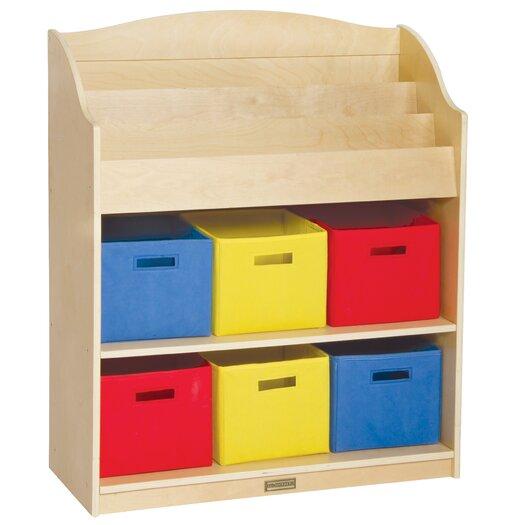 Guidecraft Classroom Furniture Toy Organizer