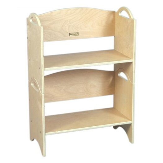"Guidecraft Stacking 18"" Bookcase"