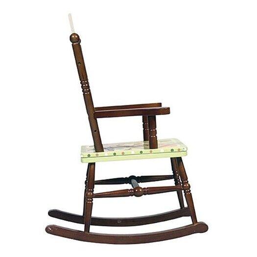 Guidecraft Papagayo Kid's Rocking Chair