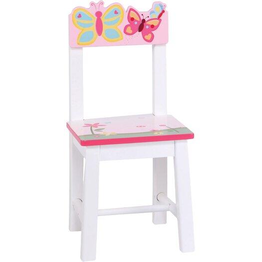 Guidecraft Butterfly Buddies Kids Desk Chair