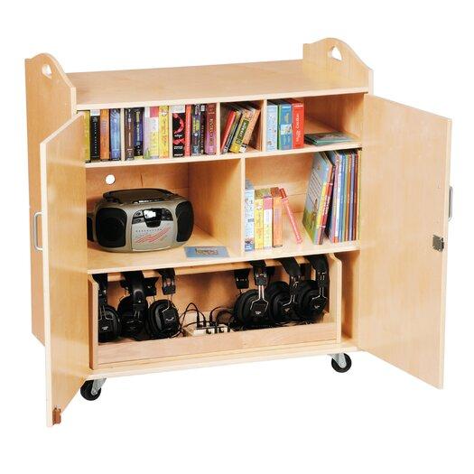 Guidecraft 2 Door Storage Cabinet
