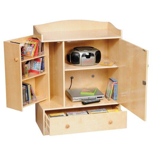 Guidecraft A/V Storage Unit