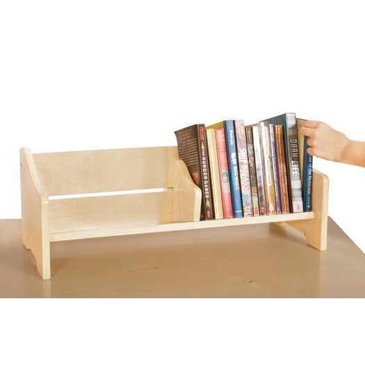 Guidecraft Tabletop Book Display