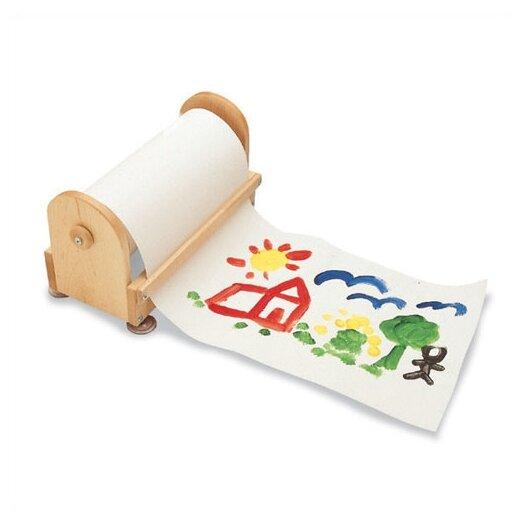 Guidecraft Paper Center Paper Roller