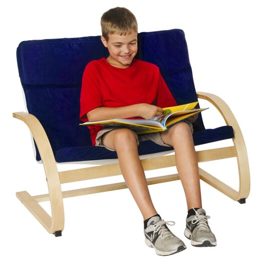 Guidecraft Nordic Kid's Rocking Couch