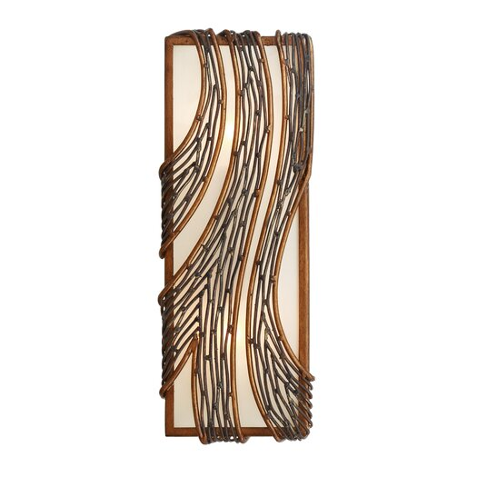 Varaluz Flow 2 Light Wall Sconce