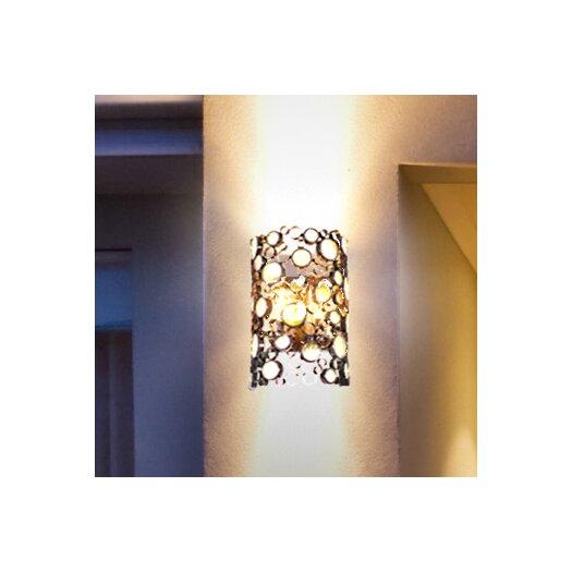 Varaluz Fascination 2 Light Wall Lantern