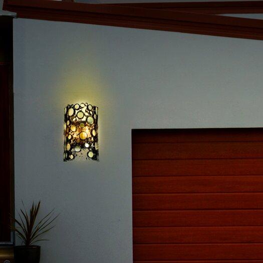 Varaluz Fascination 3 Light Wall Lantern