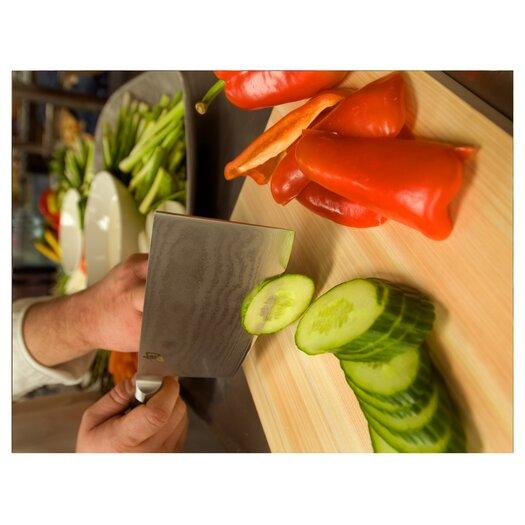 "Shun Classic 7"" Vegetable Cleaver"
