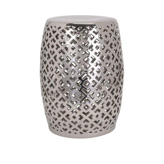 IMAX Lexor Ceramic Garden Stool