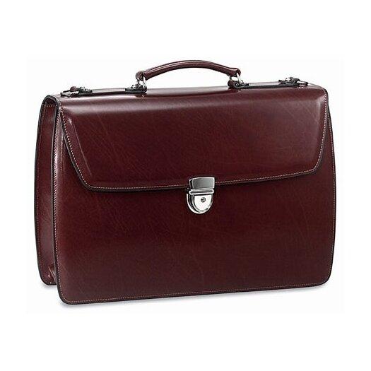 Jack Georges Elements Triple Gusset Briefcase