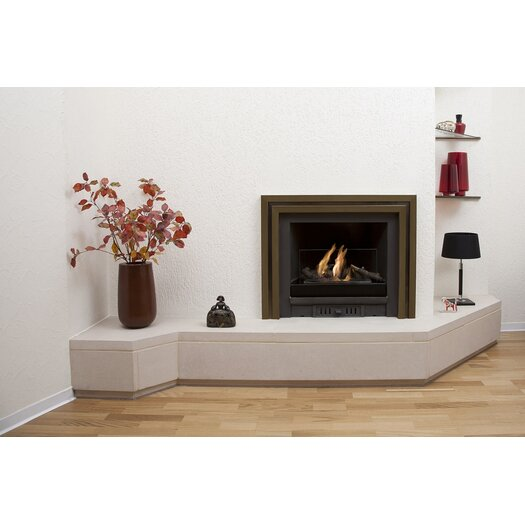 bio blaze design table bio ethanol fuel fireplace allmodern