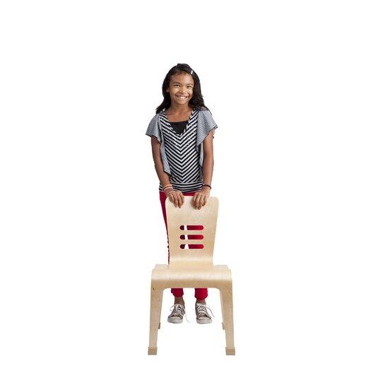 ECR4kids Wood Classroom Chair