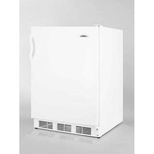 Summit Appliance 5.5 cu. ft. Undercounter Compact Refrigerator