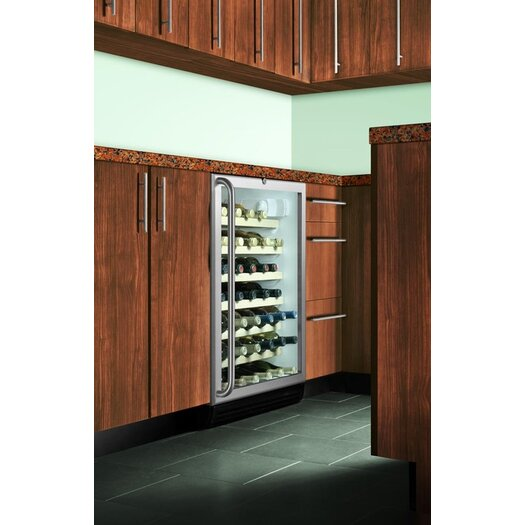 Summit Appliance Single Zone Built-In Wine Refrigerator