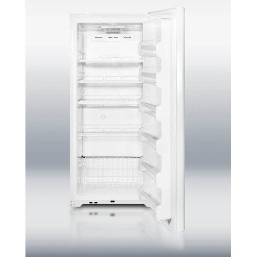 Summit Appliance 20.5 cu. ft. Upright Freezer in White