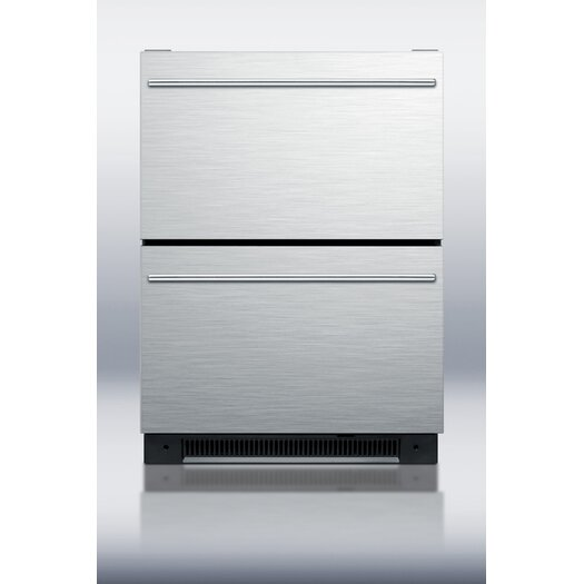 Summit Appliance 5.4 cu. ft. Undercounter Compact Refrigerator