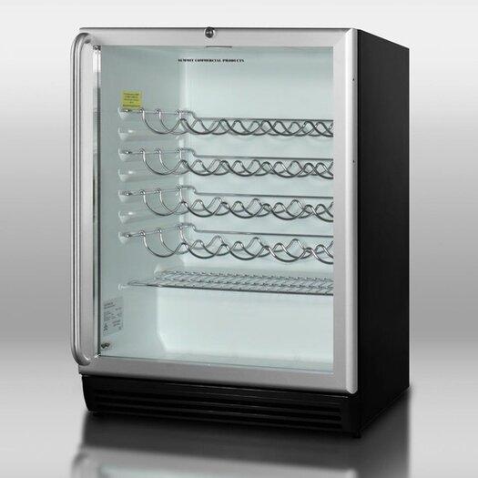 Summit Appliance Single Zone Freestanding Wine Refrigerator