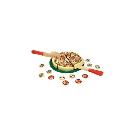 Melissa & Doug 63 Piece Pizza Party Play Set