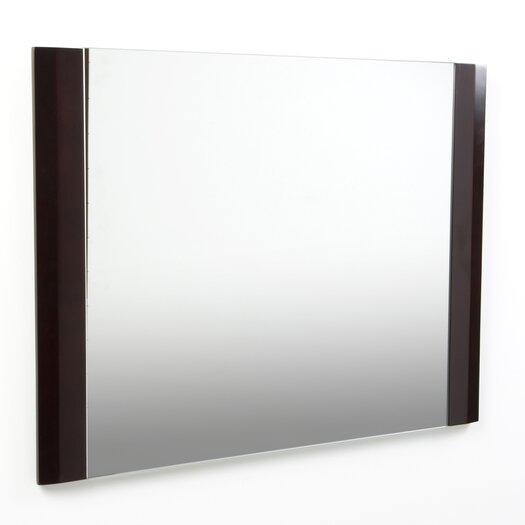 Decor Wonderland Frameless Chase Wall Mirror