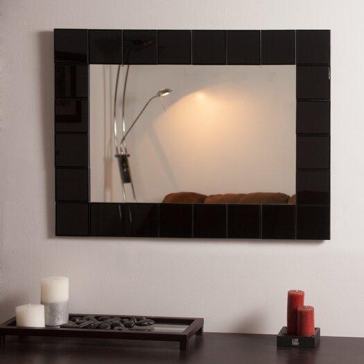 Decor wonderland montreal modern wall mirror allmodern - Bathroom mirrors montreal ...